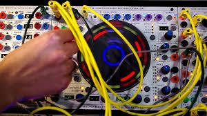 Buchla Polyphonic Rythm Generator