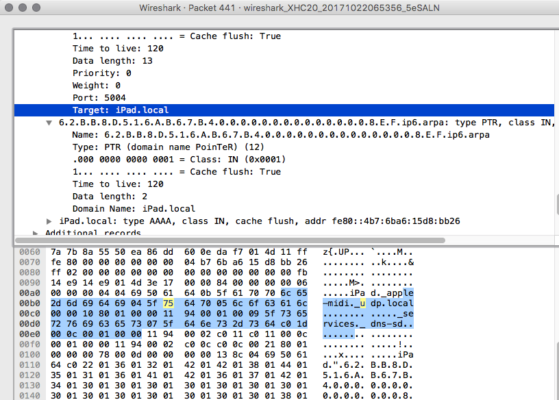 macOS – How to: USB Monitoring with WireShark – Aud-iOS