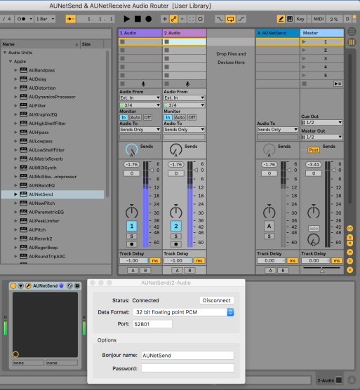 Free Mac Audio Routing Tools – Apple's AUNetSend & Receive – Aud-iOS